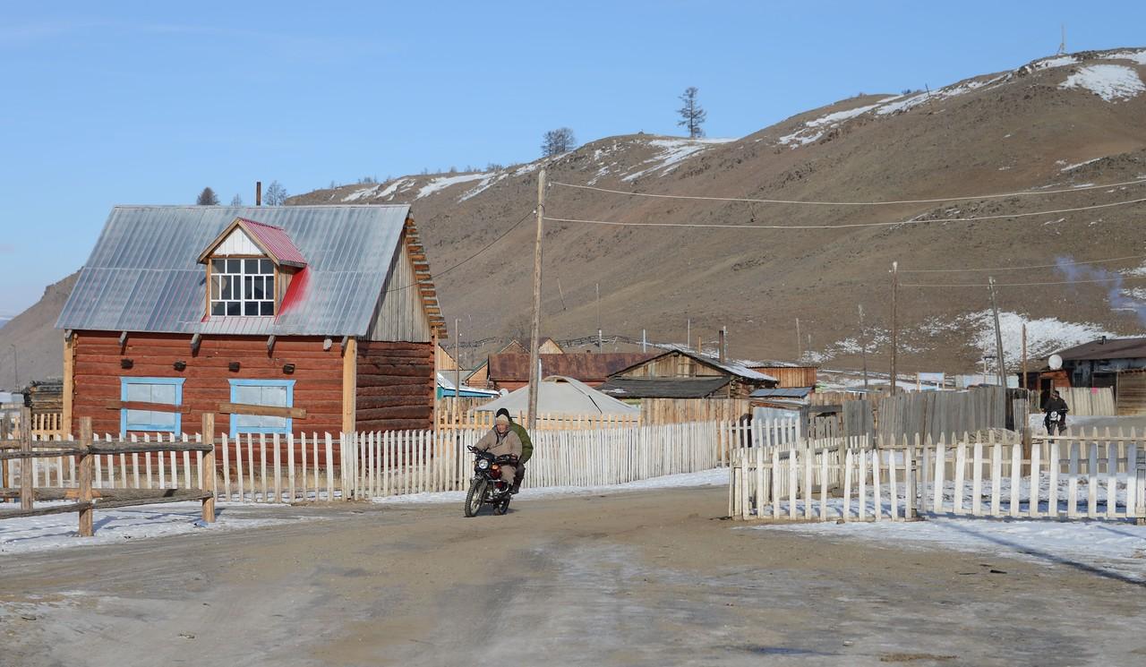 Монголия.Хубсугул