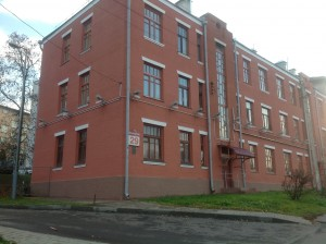Дом 29 по улице Ульяновской