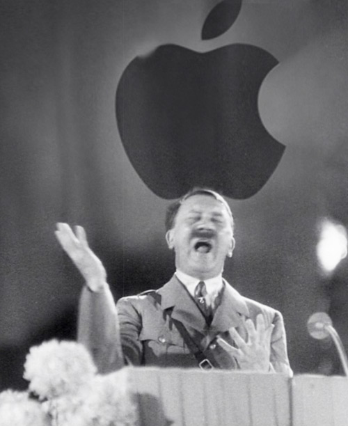Apple-Hitler