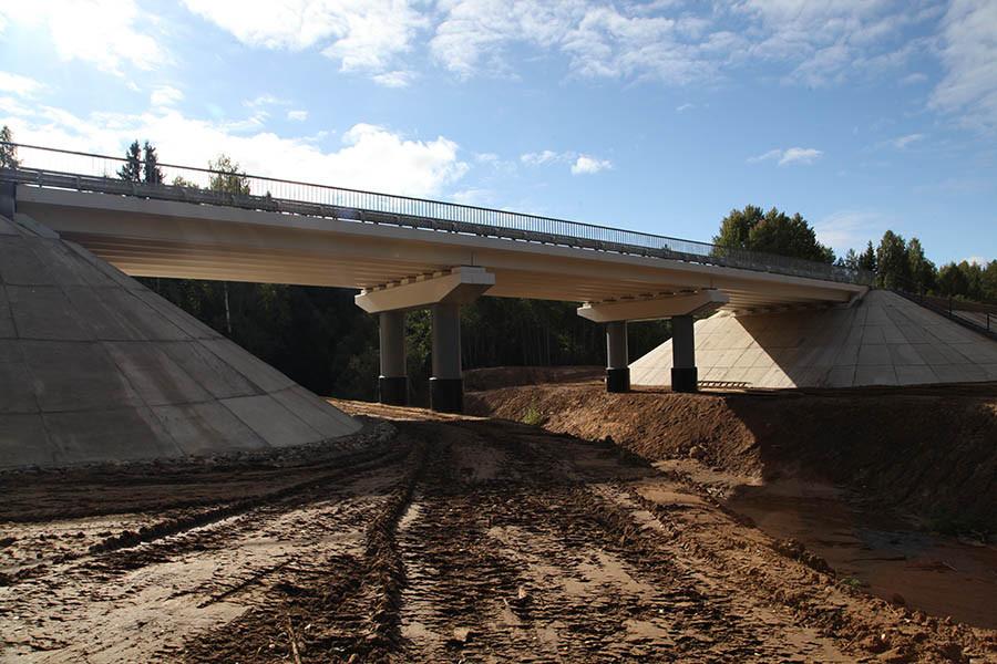 Мосты, переправы и путероводы в Вологодской области | Дороги Вологодской области