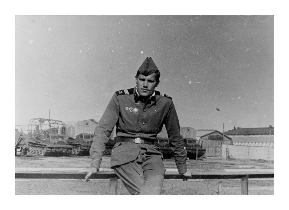 Олег Кувшинников служил в батальоне свзяи