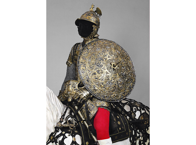 "Харниш "" миланский доспех""  Джованни Баттиста Panzeri gen. Serabaglio,(ВПВ. Милан 1560 г)"