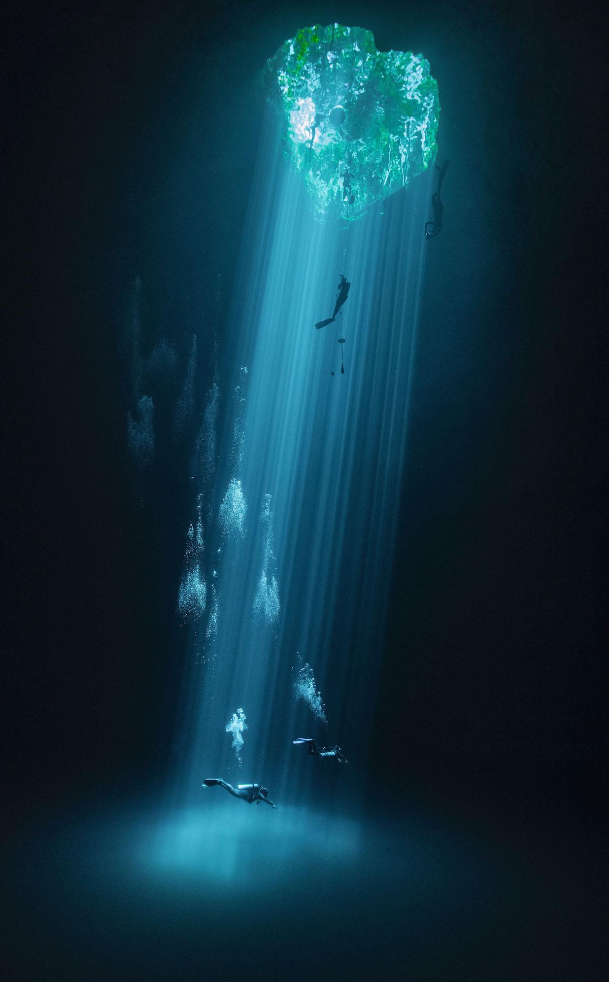 Вода, Второе Место. Фото: Джорам Меннес, Мексика