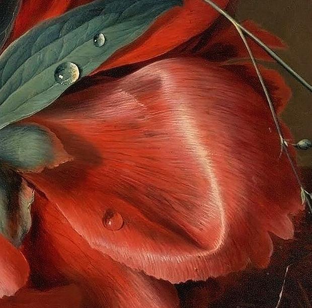 Художник Ян ван Хёйсум (Jan Van Huysum), великий художник и мастер голландского натюрморта