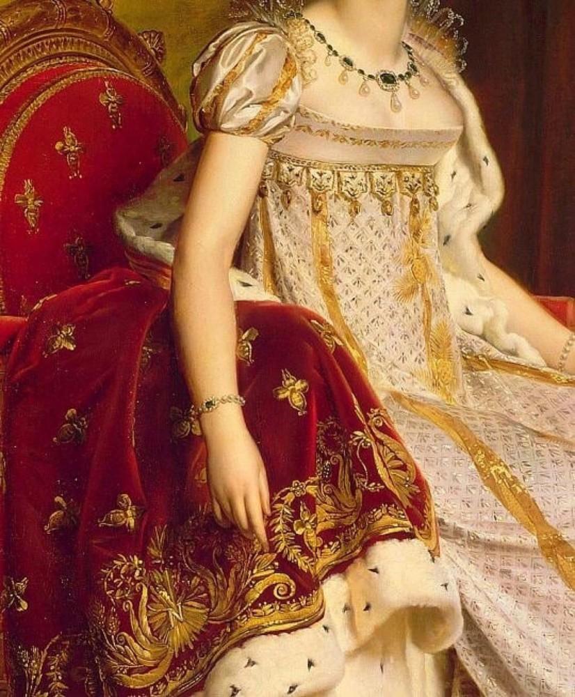 Жозефина Богарне, первая жена Наполеона
