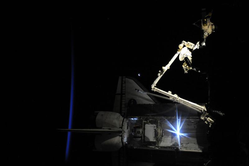 """Орбитальная галерея космонавта Олега Котова - Госкорпорация """"Роскосмос"""""""