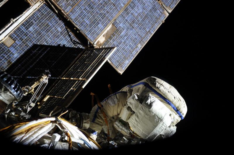 """Экспедиция МКС-28 - Госкорпорация """"Роскосмос"""""""