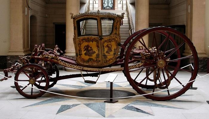 A Gala Coupe, XVIII век, Брюссель