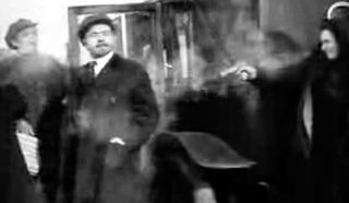 Покушение на Ленина (из фильма «Ленин в 1918 году»)