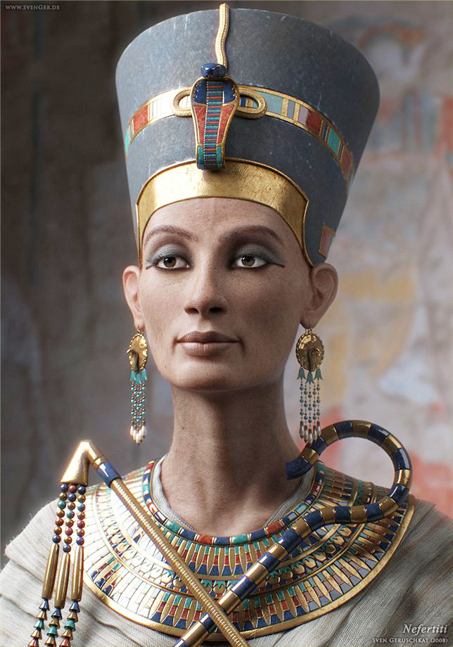 Нефертити или рожать лучше сыновей Oadam Livejournal
