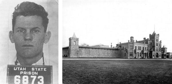 Джон Диринг и тюрьма «Сахарный дом» штата Юта
