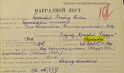 Ukrainian Leonid Brezhnev 3