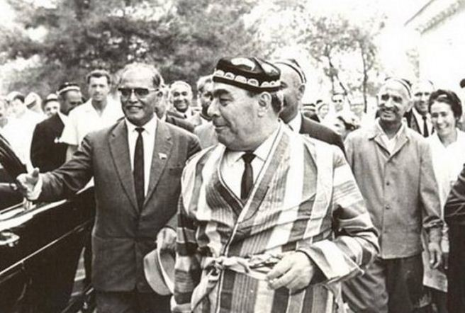 Ukrainian Leonid Brezhnev 6