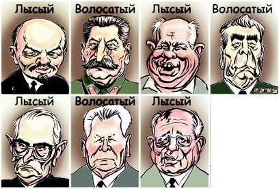 Rulers of the USSR 1