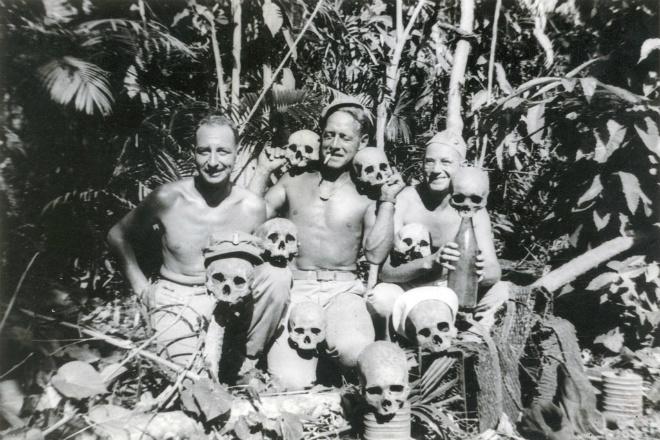 Охотники за черепами из U.S.Army hunters skulls 8