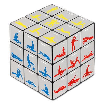 что этот Кубик Рубика