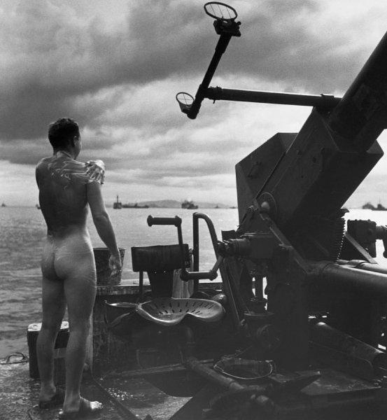 Голі солдати Другої світової війни: фото