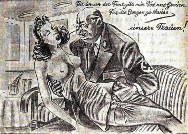 Порнография войны