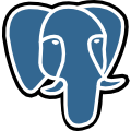 Current PostgreSQL logo