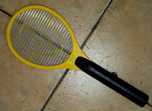 мухобойка