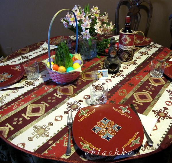 Armyanskiy pasxal'nyj stol