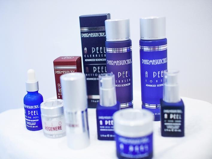 Программы по уходу за кожей Pharmaskincare (США)