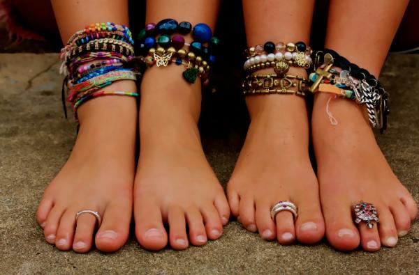 Длины пальцев ног и сексуальность