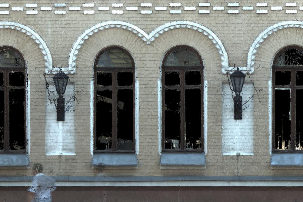 Сканирование фасада 5