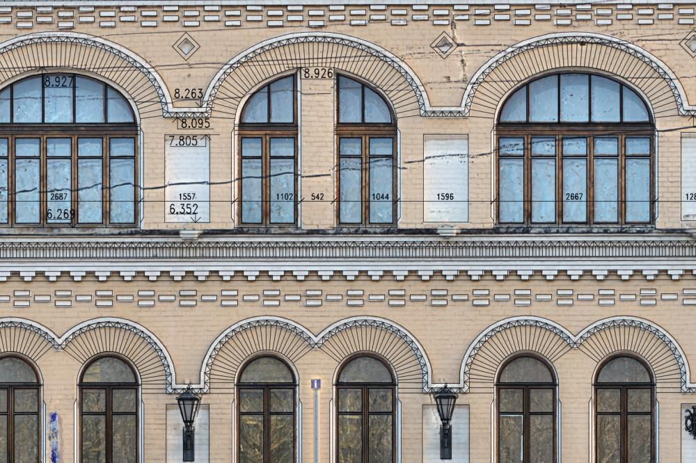 Ортофото-фасада