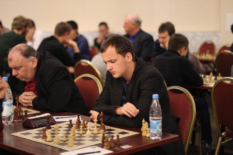 Лица шахматного петербурга