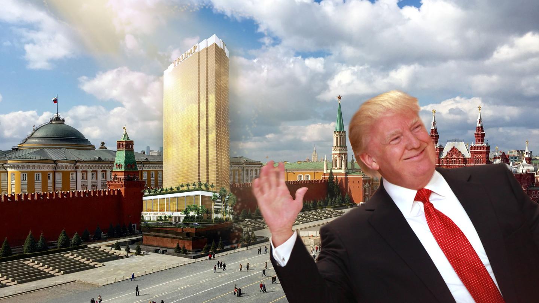 Стало известно имя того, кто стряпает байки о связях Трампа с Москвой