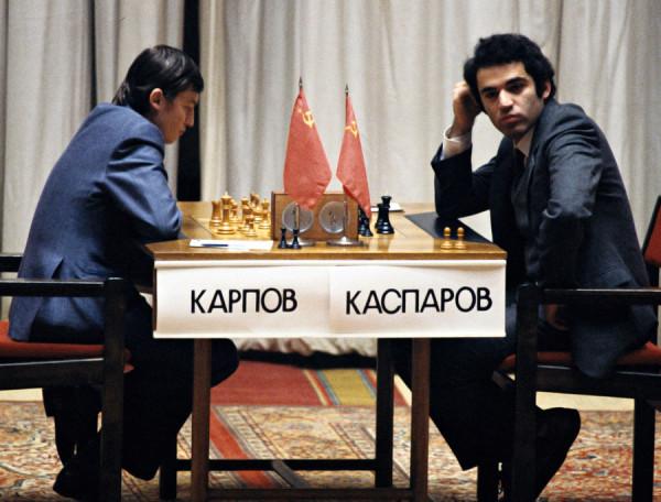 Гарри Каспаров на российском телевидении