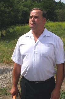 глава станицы Михаил Николаевич Мустецов