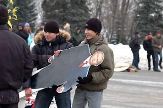 Фото на память с Путиным