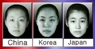 глаза азиатов