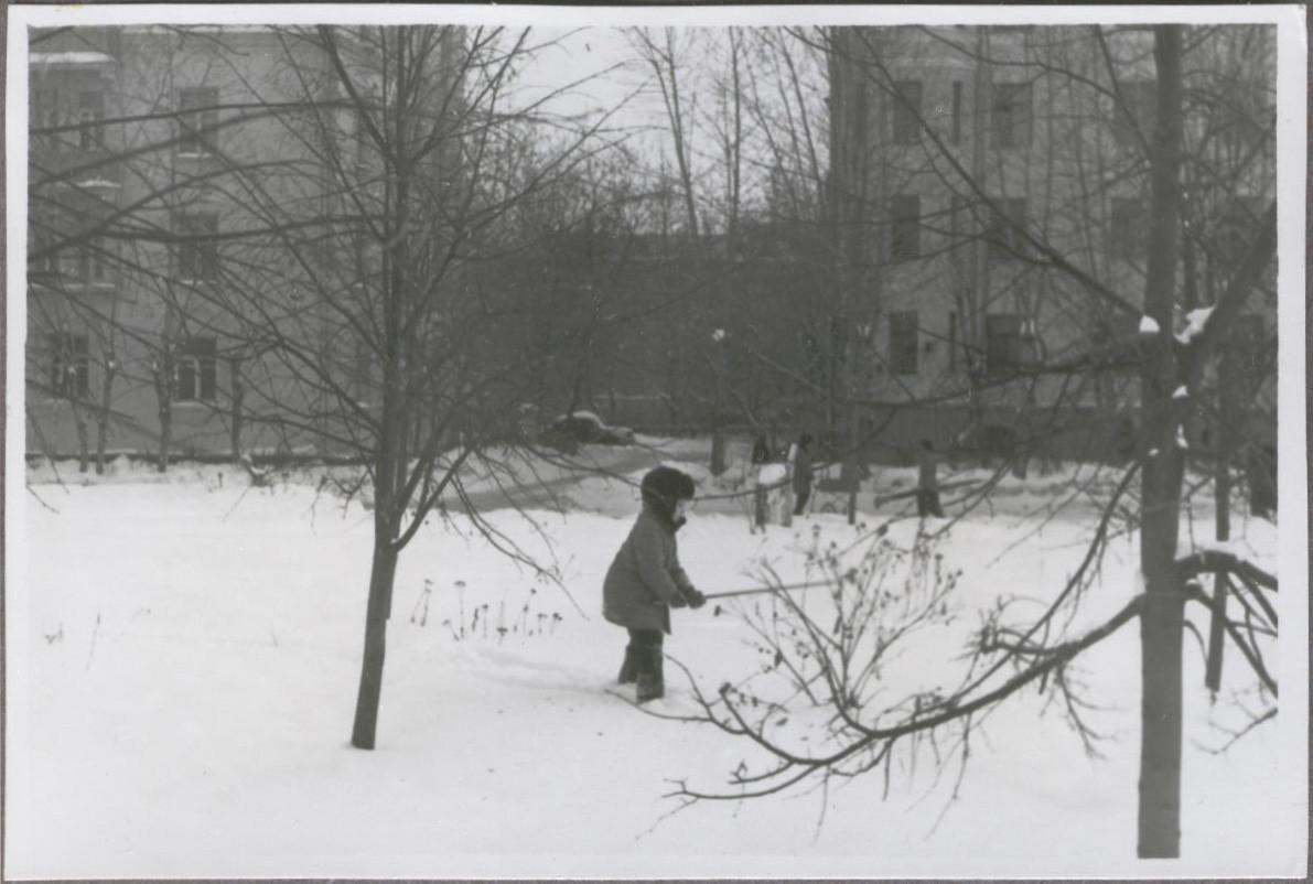 1977 На улице Наташи Ковшовой