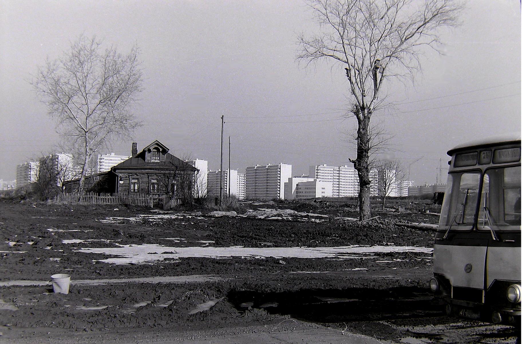 1979 Две деревни. Поляков Валентин