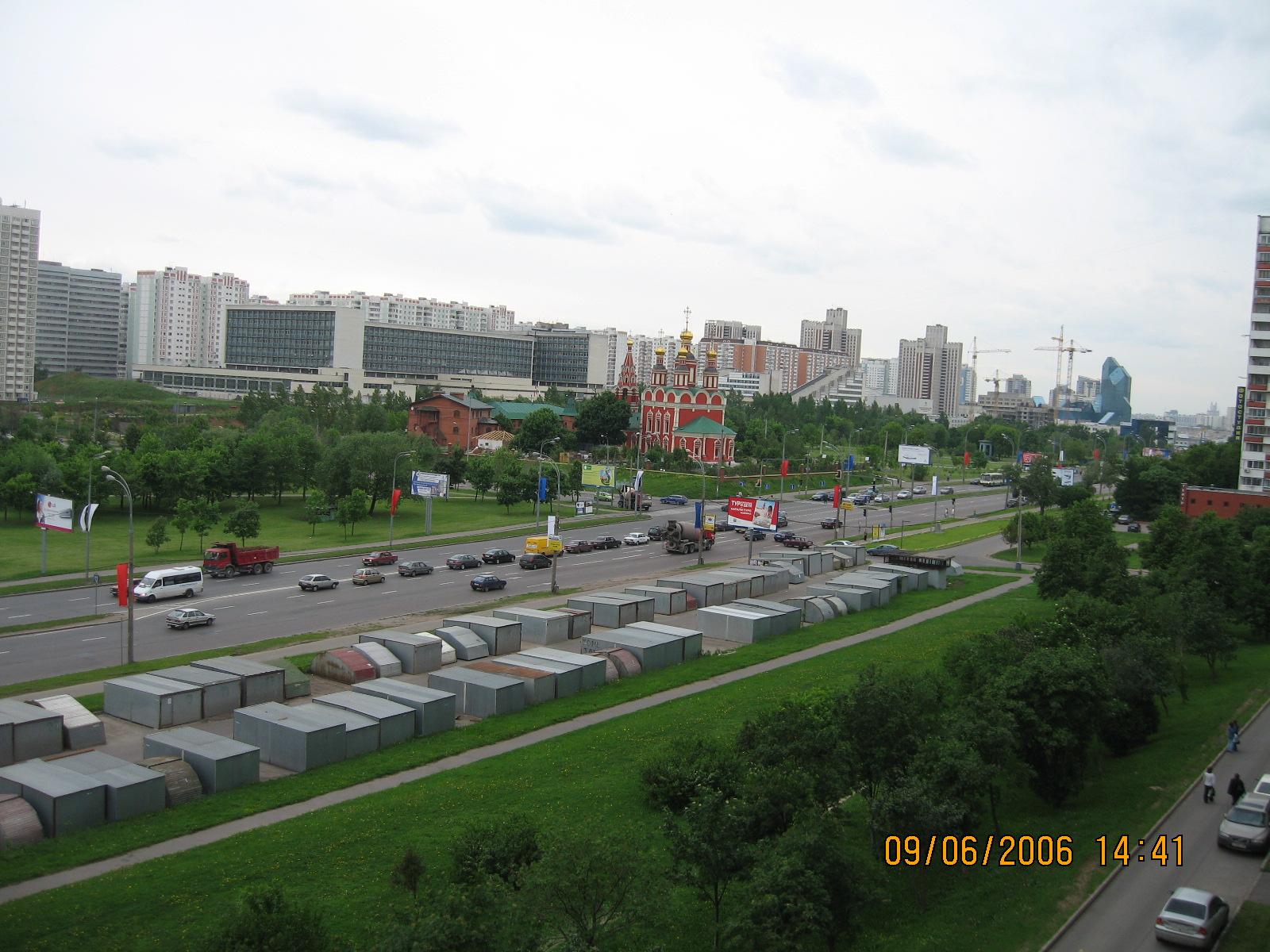 2006 Юго-Западная
