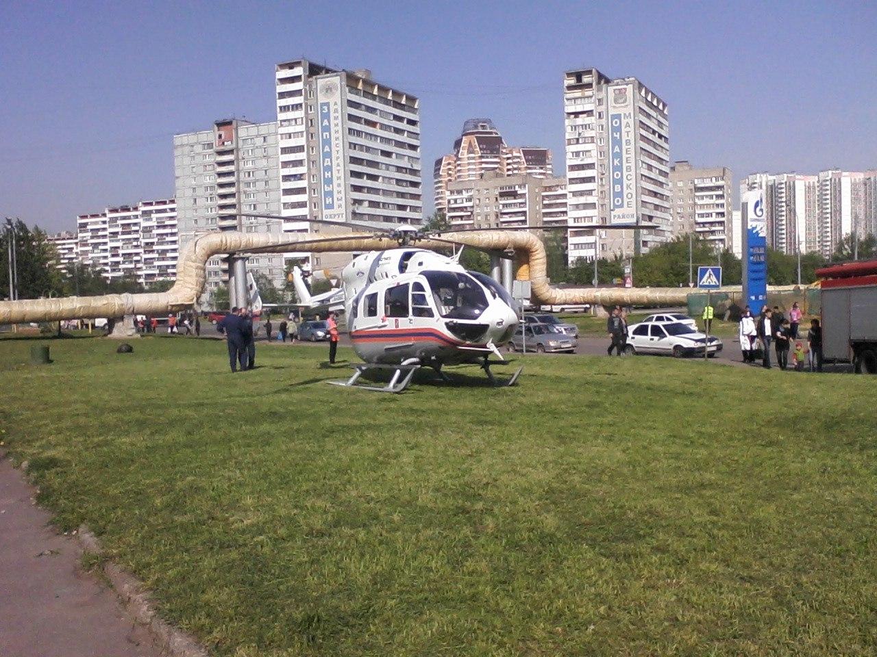 2012 Обрушение кровли в ТЦ Мичуринский - 14 мая 2012