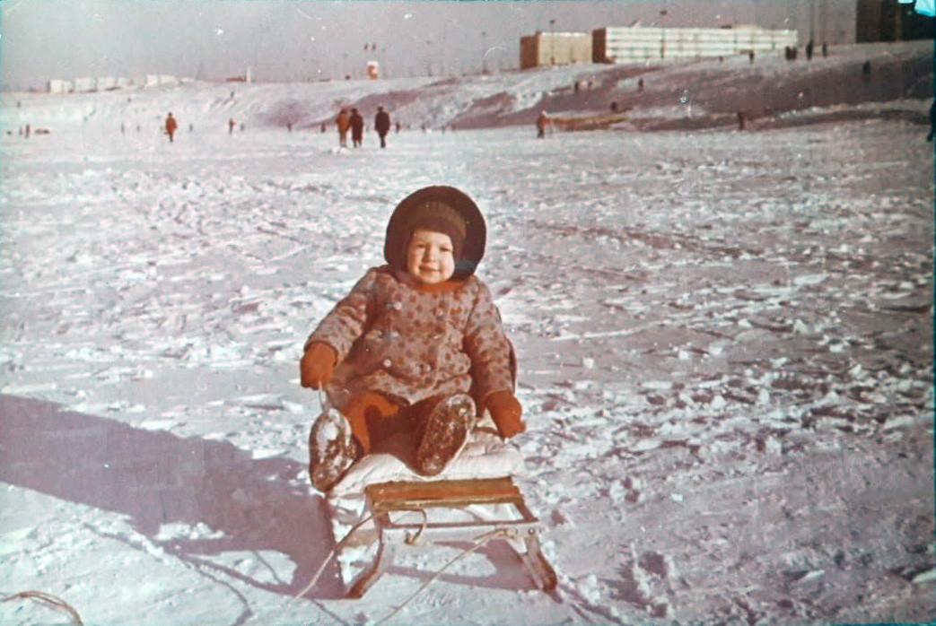 1981-82 Пруд. Татьяна Кузнецова