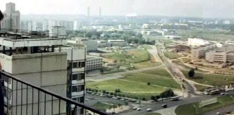 1985 Юго-запад из фильма Танцы на крыше
