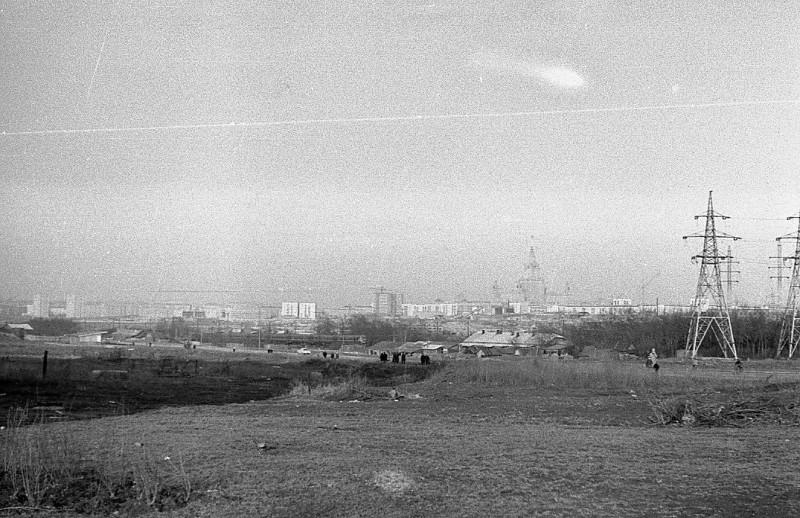 1969 Электричка в Матвеевке