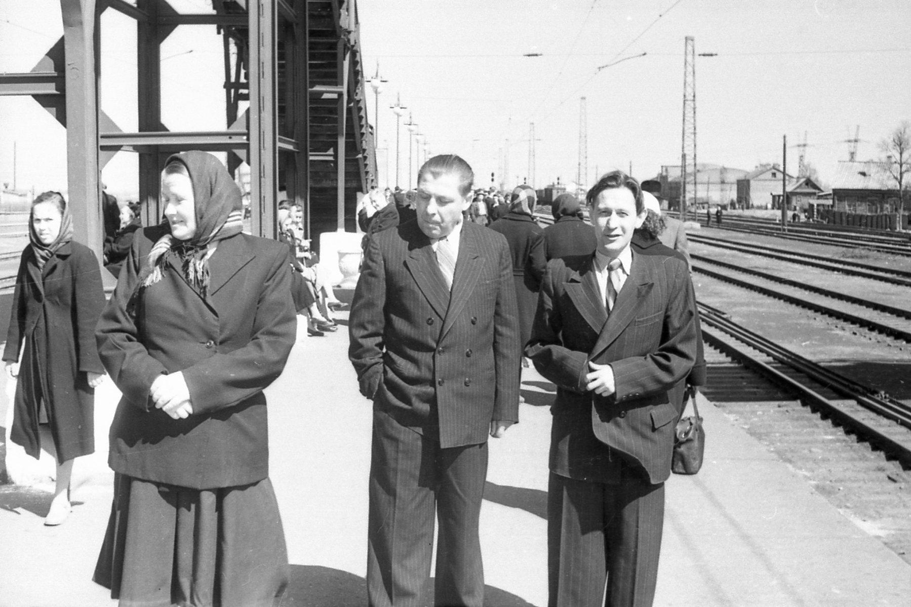 1956-57 станция