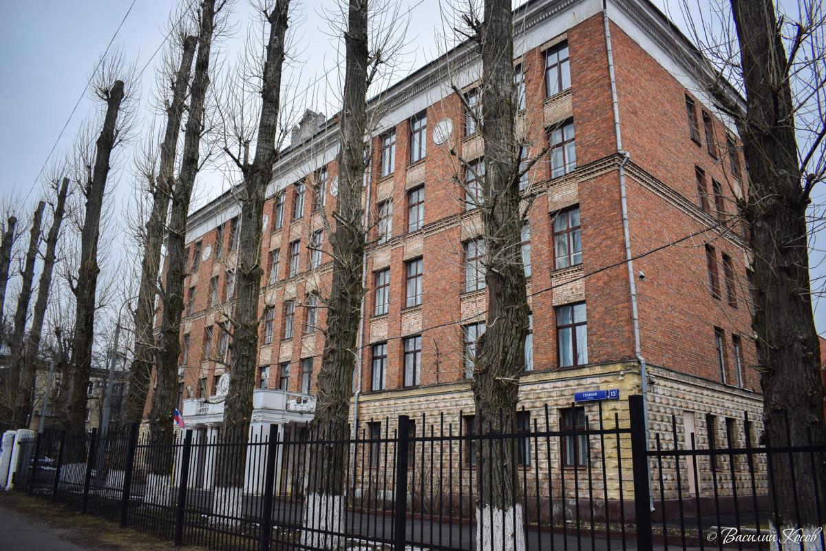 1959 архив Кулагиной6 Школа проект Степановой 1951