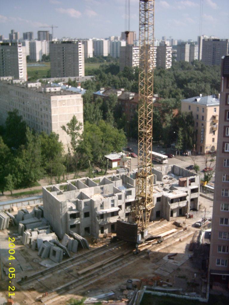 2004 Строительство дома 26