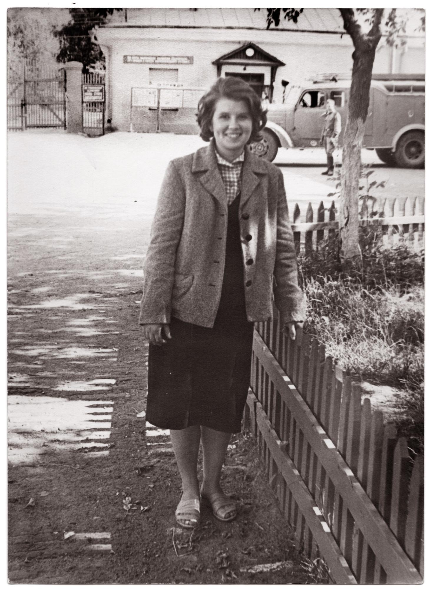 1960е где-то в Очаково