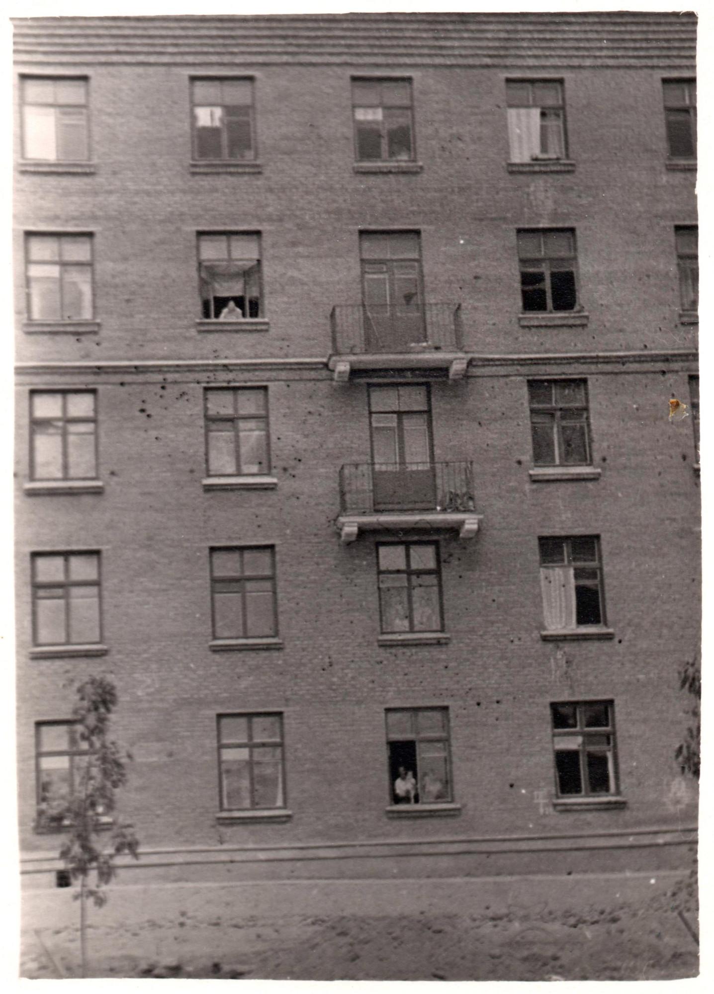 Дом на улице Е.Колесовой3