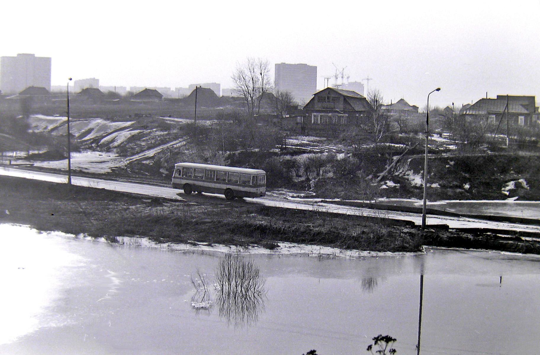 1979 Никулино Боровское шоссе. Поляков Валентин2