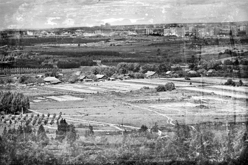 1976с Место строительства Олимпийской деревни (бывш. дер. Никольское). Грановский Наум Самойлович2