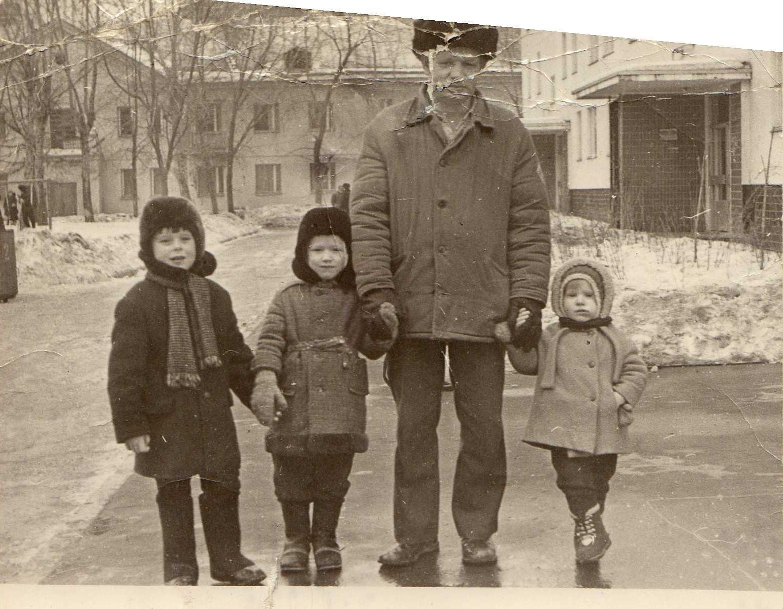 1978с Большая Очвковская д.15а